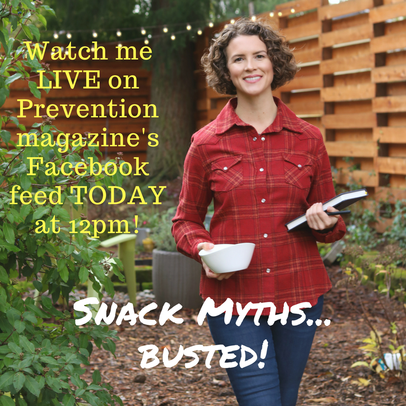 Snack Myths--busted!